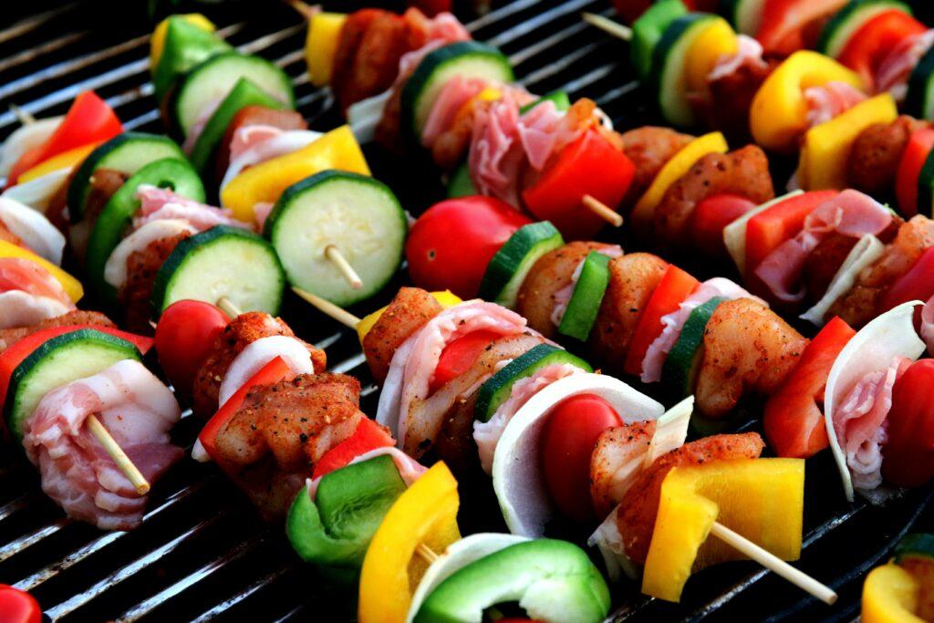 Barbecueën, je kunt het zo gezond maken als dat je maar wilt!